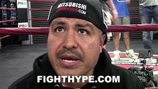 ROBERT GARCIA SAYS MAYWEATHER BEATS MCGREGOR IN MMA TOO; HEARD HE GOT HUGE OFFER