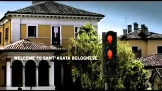 Lamborghini brand campaign. welcome to sant'agata bolognese.