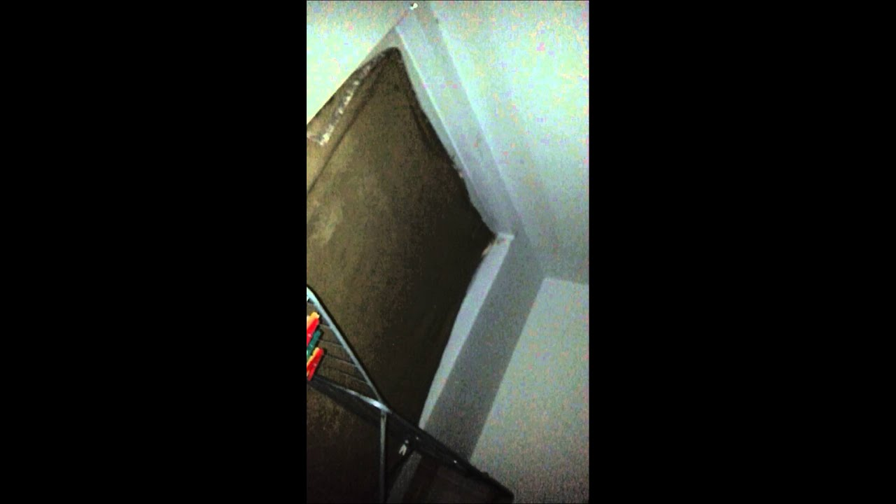 Geister In Der Nacht Bei Mein Vaters Wohnung