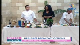 Chef Faisal's guide to healthy breakfast options in 2017