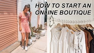 One of Alex Miotto's most viewed videos: HOW TO START AN ONLINE BOUTIQUE IN LESS THAN 30 DAYS