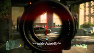 Crysis 2 Walkthrough: Mission 4 [1080p HD] (PC/PS3/XBOX 360)