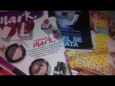 Unboxing Avon campaña 12 + Pasando Revista campaña 14 ..