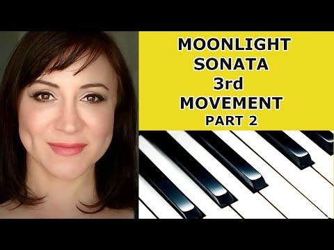 Moonlight Sonata 3rd Movement Practice Time 2