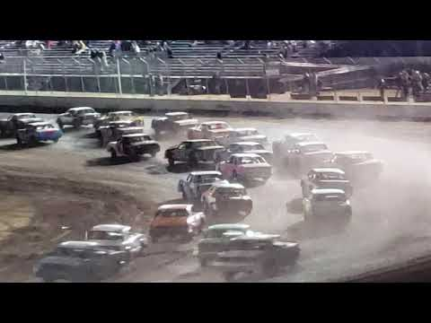 Hobby stock feature RPM Speedway 10.05