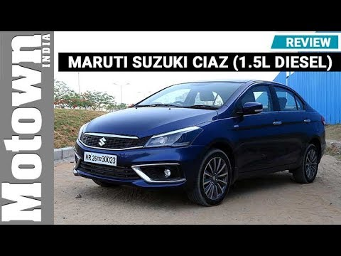 Performance: Maruti Suzuki Ciaz 1.5 litre diesel | Review | Motown India