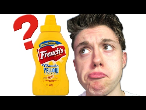 DARED TO COVER MYSELF IN MUSTARD (Q&A)