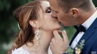 Свадебный клип с осенним настроением Юлии и Александра. Clip Julia & Alexandr.