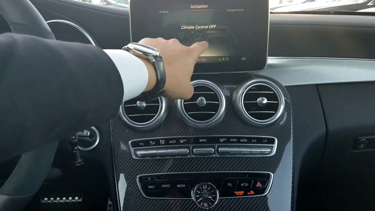 Mercedes Benz Touchpad How To And Review