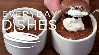 Old-fashioned Chocolate Pudding Recipe