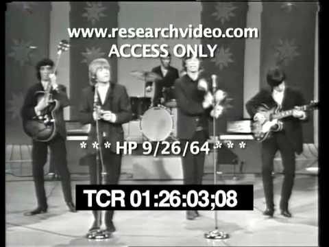 Rolling stones Hollywood Palace 1964 Pt, 1