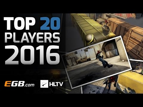 HLTV.org's Top 20 players of 2016