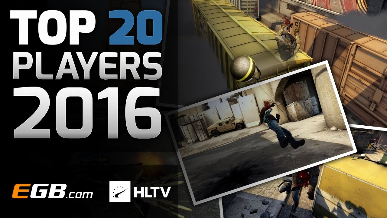 HLTV org's Top 20 players of 2016