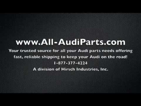 Audi Parts | Audi Import Parts, OEM, Aftermarket & Replacement Car Parts