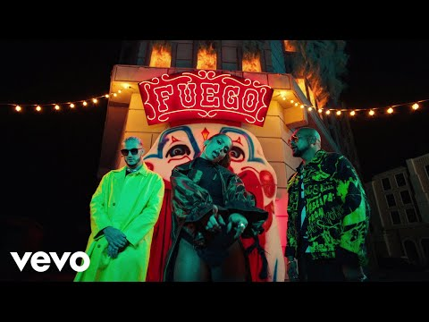DJ Snake, Sean Paul, Anitta ft. Tainy - Fuego