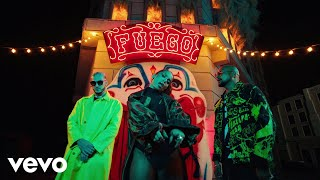 Смотреть клип Dj Snake, Sean Paul, Anitta Ft. Tainy - Fuego