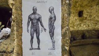 Adam Savage Explores David's Lair in Alien: Covenant