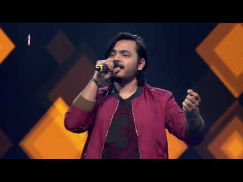 Abhimanyu - Main Hoon Jhoom Jhoom Jhumroo | Knock Out Round | The Voice India S2 | Sat-Sun, 9 PM