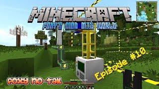 Minecraft - Foxy's Mod Mix [10] - Wonderful Wind Power