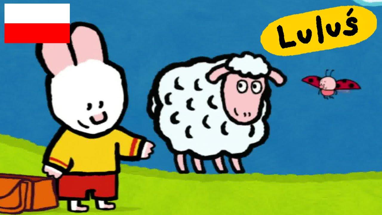 Luluś - Narysuj mi owieczkę S01E16 HD // Kreskówki dla dzieci