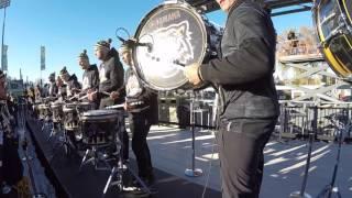 Hamilton TiCats 'UpRoar' Drumline