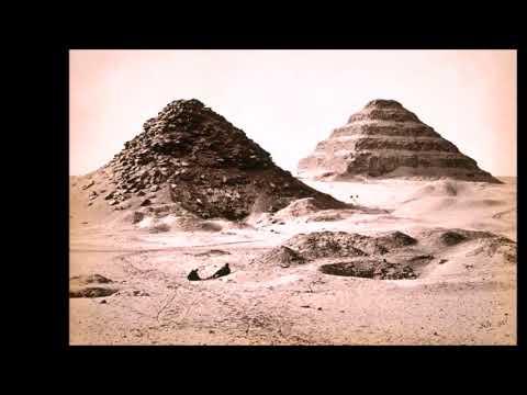Egypt ~ Oldest Photos Of Famous Sites