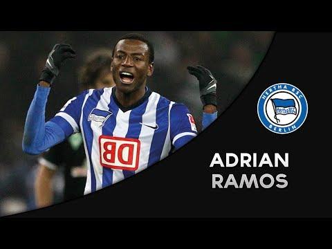 ADRIAN RAMOS   Goals, Skills, Assists   HERTHA BSC   2013/2014 (HD)