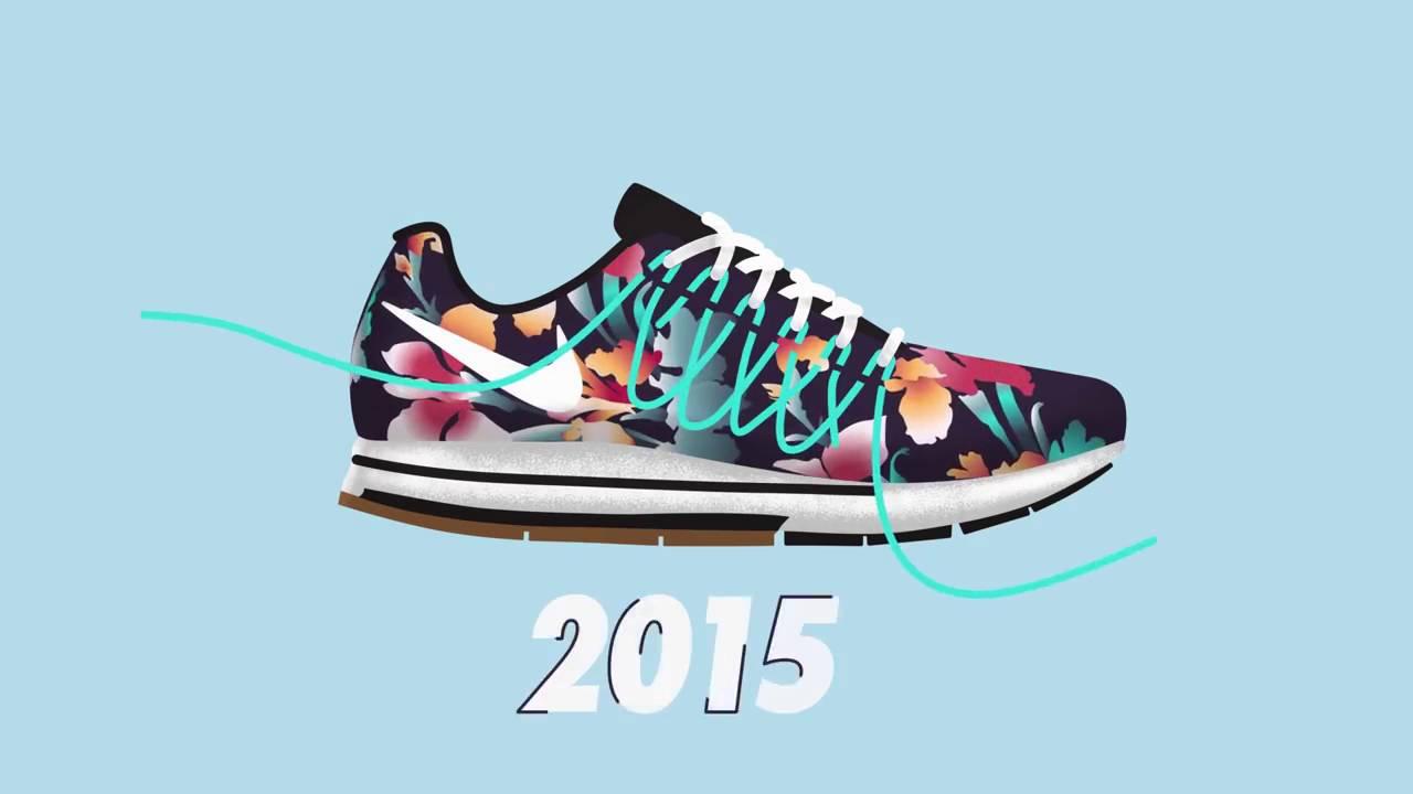 ce35054b9a79 Nike Air Zoom Pegasus 33 Years of Running - YouTube