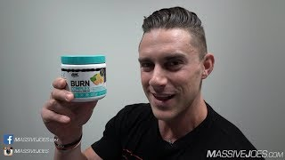 Optimum Nutrition Burn Complex Thermogenic Fat Loss Supplement Review - MassiveJoes.com Raw Review