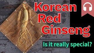 Korean Red Ginseng (홍삼) - 5 Pr…