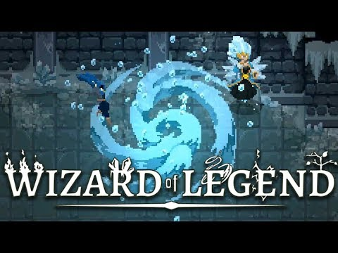 Wizard Of Legend - Full Water Arcana Only Run
