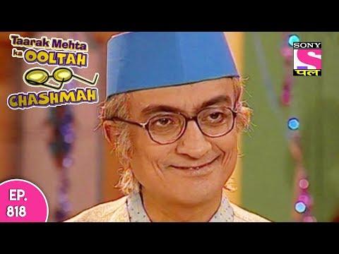 Taarak Mehta Ka Ooltah Chashmah - तारक मेहता - Episode 818 - 20th October, 2017