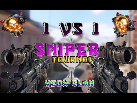 ☆ TOURNOI 1V1 SNIPER !!!!  (ANNULER)