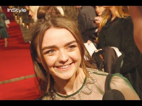 Maisie Williams on Sophie Turner's Wedding & Bachelorette