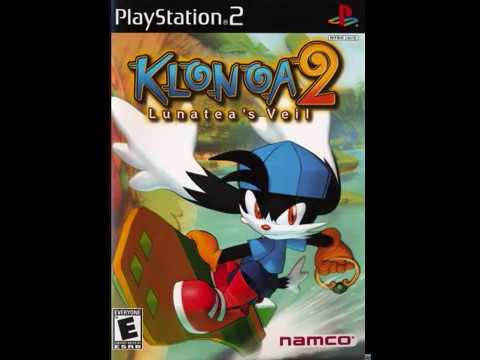 Klonoa 2: Lunatea's Veil Music Collection (PS2 Music) 2001