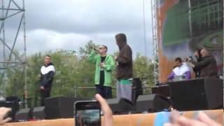 Guf в Лужниках 04/09/2011