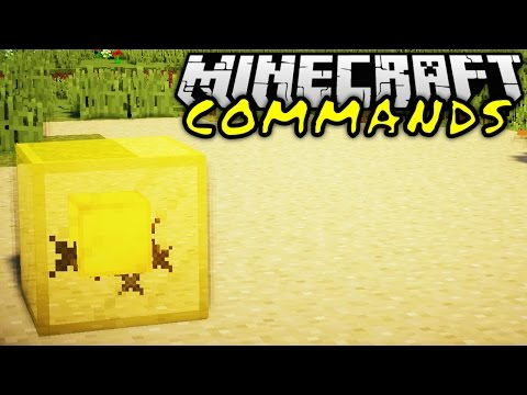 LUCKY BLOCKS COMMAND!   Minecraft Commands #26   ConCrafter