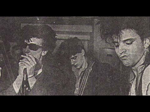 The Cry - The Covent Garden Rock Garden * London 19.04.1983