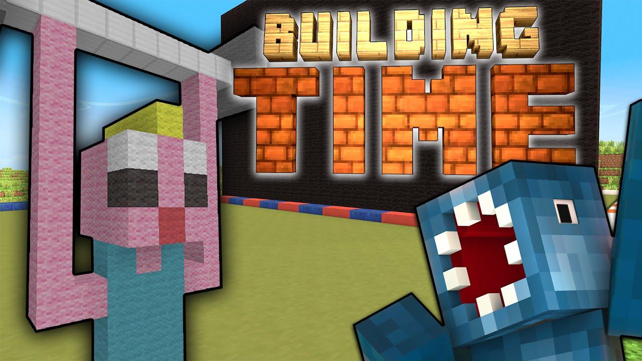 Minecraft Xbox Building Time Gym 4 Youtube
