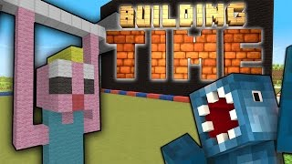 Minecraft Xbox - BUILDING TIME! - GYM! [#4]