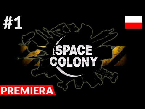 Space Colony: Steam Edition PL (+ spolszczenie) #1 - Venus, Stig, Tami oraz Dean [KONKURS]
