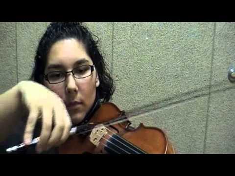 Tribal Dance Violin