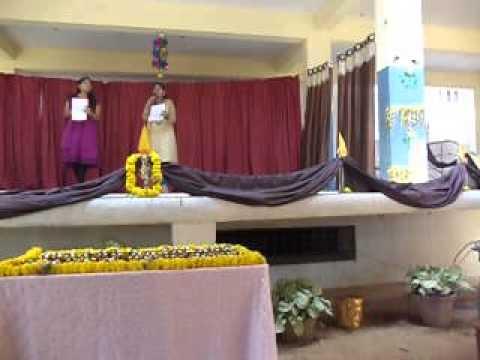 Jyothi Pradhan Cum Farewell Day 2014 Madonna School