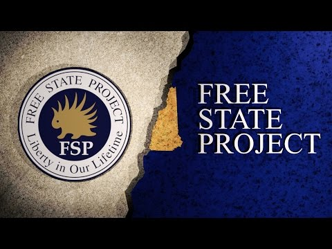 The Free State Project: Liberty in Your Lifetime