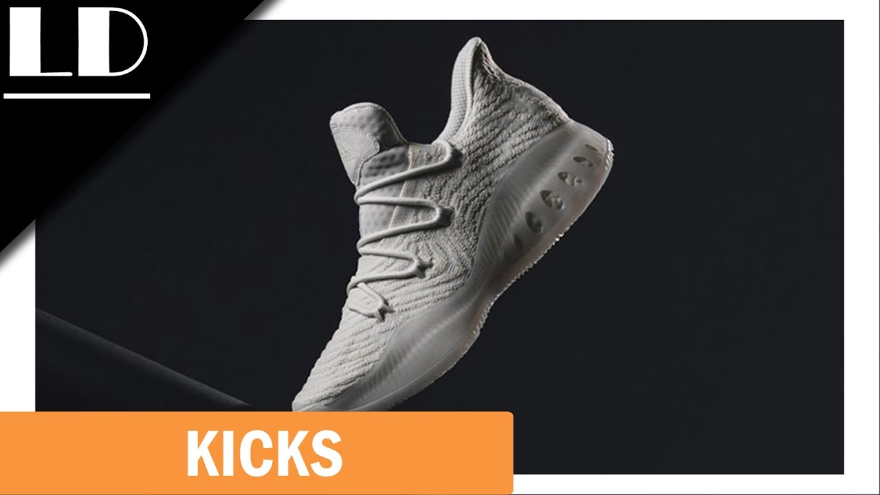 Adidas Crazy Explosive Low Primeknit Review! My First Adidas Boost Sneaker! - YouTube