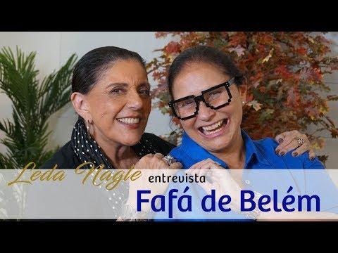 Fafá de Belém : Ela faz parte da nossa História com sua música e sua alegria .
