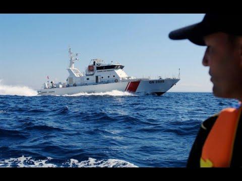 خفر السواحل التونسي ينقذ عشرات المهاجرين  - 20:21-2018 / 2 / 17