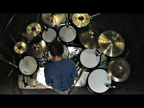 Cobus - Dashboard Confessional - Hands Down (Drum Cover)