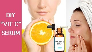 DIY VITAMIN C SERUM || 100% EFFECTIVE ||