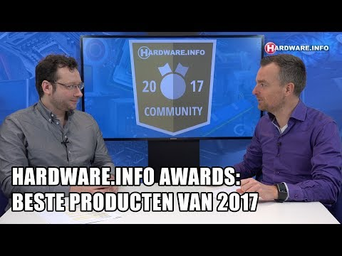 Hardware.Info Awards: de beste producten van 2017!